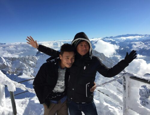 Nepal-Projekt, Teil 2